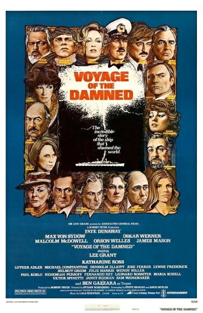 Voyage of the Damned 1976 BluRay REMUX 1080p AVC DTS-HD MA 2.0 - KRaLiMaRKo