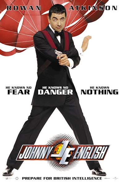 Johnny English 2003 BluRay 1080p DTS x264-CHD