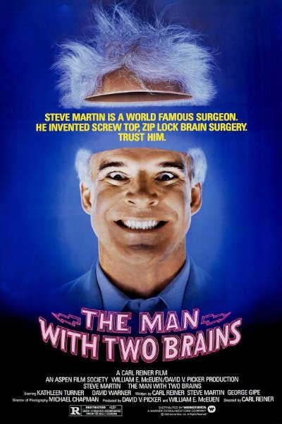 The Man with Two Brains 1983 1080p BluRay DTS x264-SiNNERS