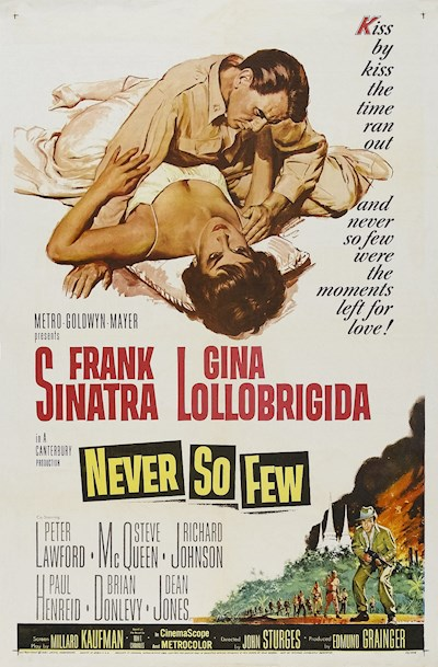 Never So Few 1959 720p BluRay DTS x264-SADPANDA