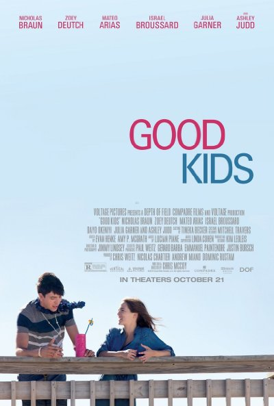 Good Kids 2016 720p BluRay DTS x264-iNVANDRAREN