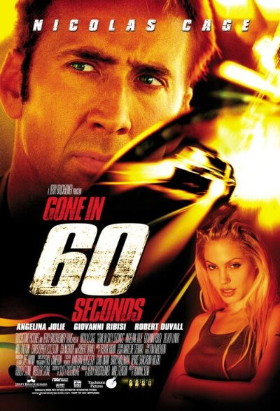 Gone in 60 Seconds 2000 BluRay REMUX 1080p DTS-HD MA 5.1 MPEG-2-FraMeSToR
