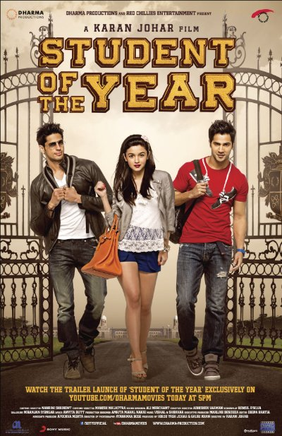student of the year 2012 1080p BluRay DTS x264-ghouls