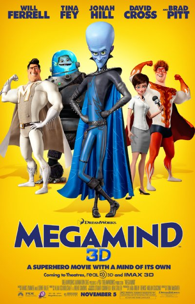 Megamind 2010 3D Over-Under 1080p BluRay DD5.1 x264-ViSTA