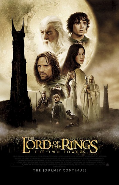 The Lord of the Rings The Two Towers 2002 2160p UHD BluRay TrueHD 7.1 x265-BOREDOR
