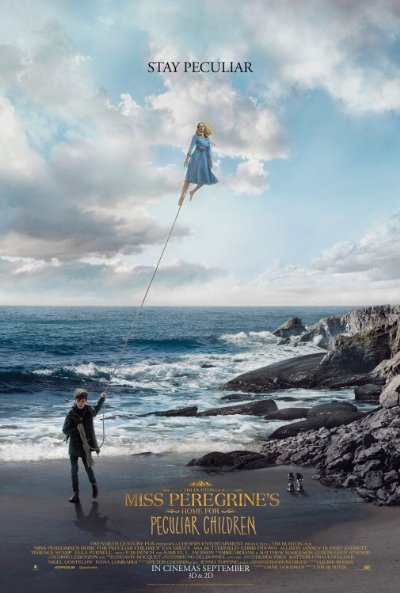 Miss Peregrines Home for Peculiar Children 2016 3D HSBS 1080p BluRay DTS x264-SPRiNTER