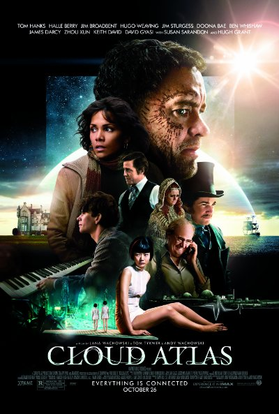 Cloud Atlas 2012 1080p US BluRay DTS x264-NTb