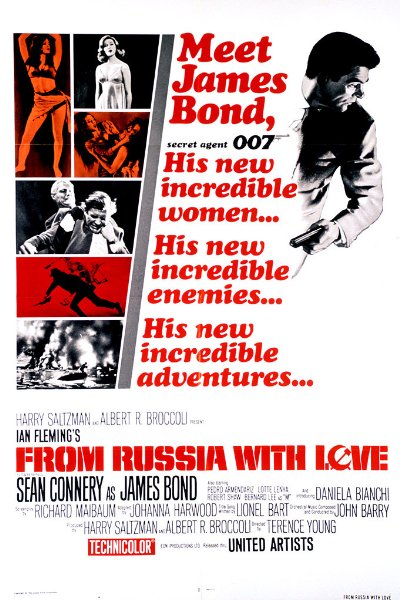 From Russia with Love 1963 1080p BluRay DTS x264-NTb