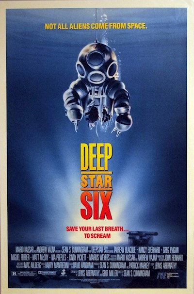 deepstar six 1989 720p BluRay DTS x264-REGRET