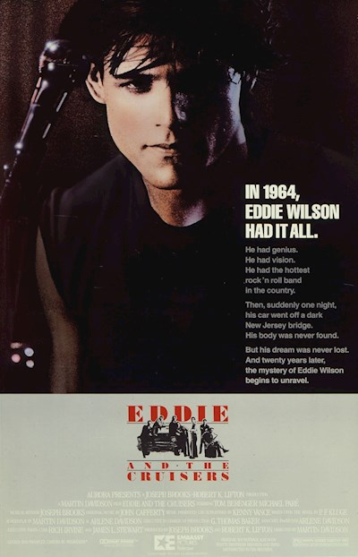 Eddie and the Cruisers 1983 1080p BluRay FLAC x264-SADPANDA