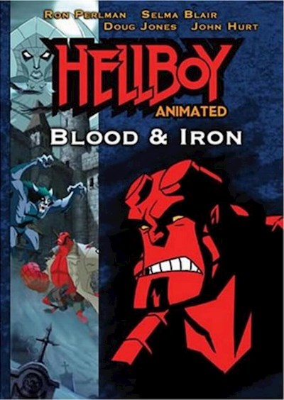 Hellboy Animated Blood and Iron 2007 2160p UHD BluRay REMUX HDR HEVC Atmos-EPSiLON