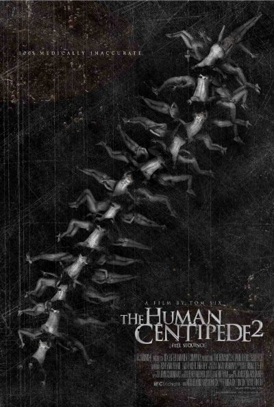 The Human Centipede II Full Sequence 2011 BluRay REMUX 1080p AVC DTS-HD MA 5.1-SiCaRio