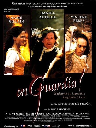 On Guard 1997 French 1080p BluRay DD2.0 x264-RedBlade