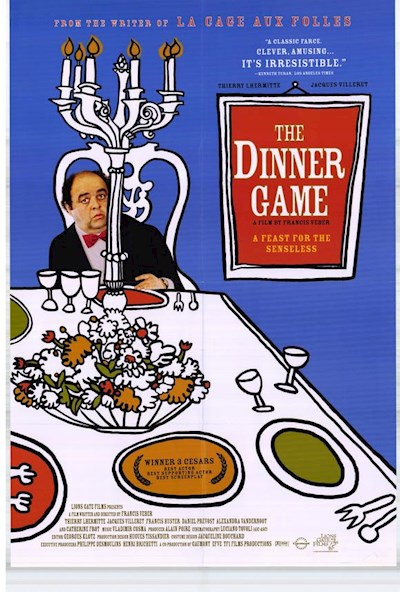The Dinner Game 1998 1080p BluRay DTS x264-USURY