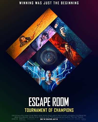 Escape Room Tournament of Champions 2021 Extended Cut 1080p WebDL DD5.1 H264 Will1869
