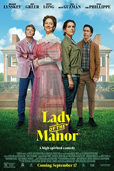 Lady of the Manor 2021 720p BluRay DD5.1 x264-iFT