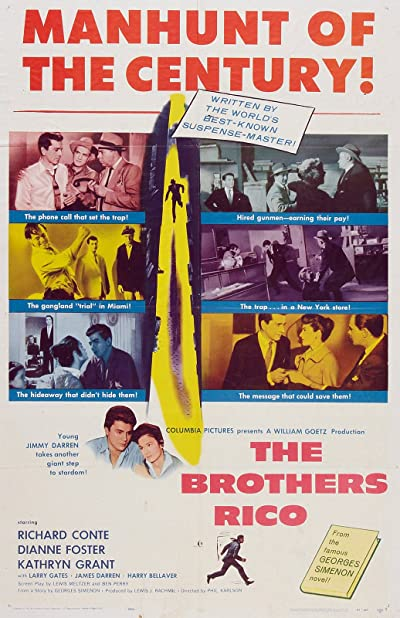The Brothers Rico 1957 BluRay REMUX 1080p AVC FLAC1.0 - KRaLiMaRKo