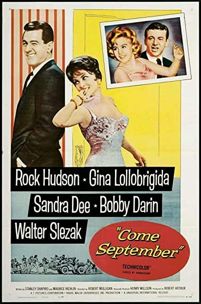 Come September 1961 BluRay REMUX 1080p AVC DTS-HD MA 2.0-HDT