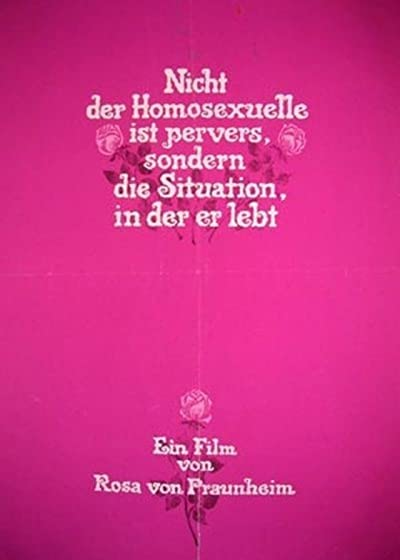 It Is Not the Homosexual Who Is Perverse But the Society in Which He Lives 1971 720p BluRay FLAC x264-BiPOLAR