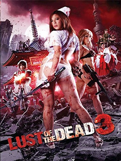Rape Zombie Lust of the Dead 3 2013 1080p BluRay FLAC x264-WATCHABLE