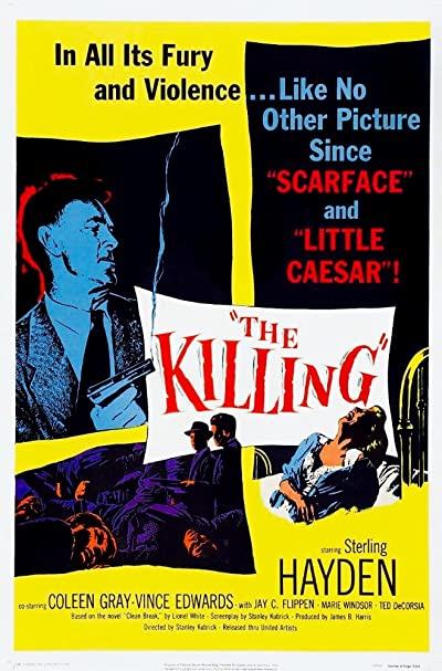 The Killing 1956 Criterion Collection BluRay REMUX 1080p AVC LPCM 1 0 - KRaLiMaRKo