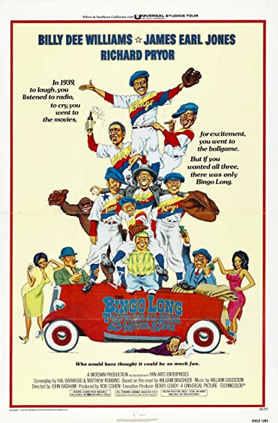 The Bingo Long Traveling All-Stars and Motor Kings 1976 1080p BluRay DTS x264-FGT