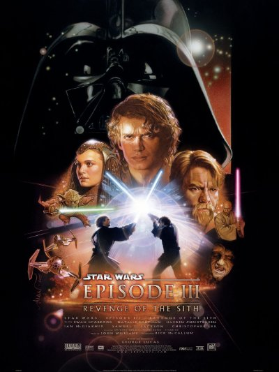 Star Wars Episode III - Revenge of the Sith 2005 1080p UHD BluRay DDP7.1 HDR x265-SA89