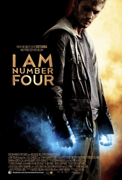 I Am Number Four 2011 BluRay REMUX 1080p AVC DTS-HD MA 5.1-LEGi0N