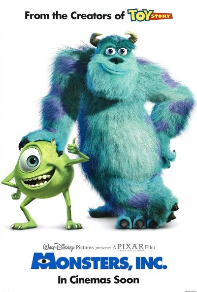 Monsters Inc 2001 2160p UHD BluRay TrueHD 7.1 x265-AViATOR