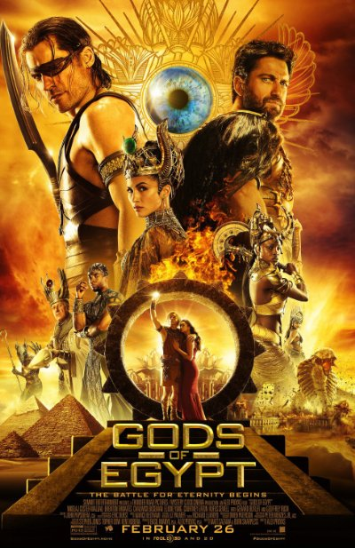 Gods of Egypt 2016 2160p UHD BluRay DTS-X7 1 x265-HQMUX