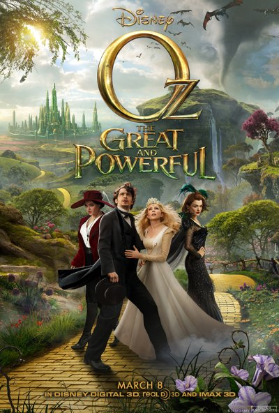 Oz The Great And Powerful 2013 3D MULTi 1080p BluRay DTS x264-THREESOME
