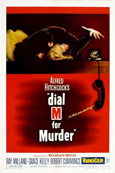 Dial M For Murder 1954 1080p BluRay DTS x264-WiKi
