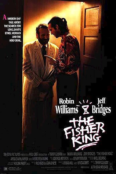 The Fisher King 1991 BluRay REMUX 1080p AVC DTS-HD MA 5.1-EPSiLON