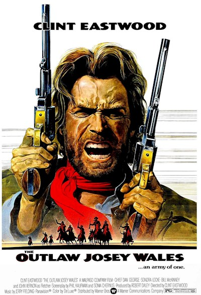 The Outlaw Josey Wales 1976 BluRay REMUX 1080p AVC DTS-HD MA 5.1 - KRaLiMaRKo